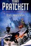 couverture Les Annales du Disque-Monde, tome 6 : Trois soeurcières