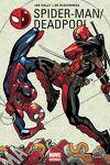 couverture Spider-Man / Deadpool Tome 1 - L'amour Vache