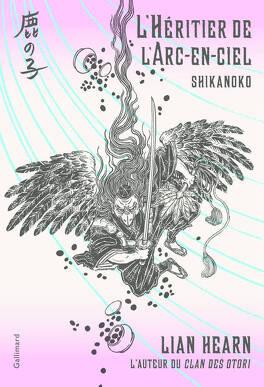 Couverture du livre : Shikanoko, tome 4 : L'héritier de l'arc-en-ciel
