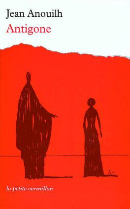 Couverture du livre : Antigone