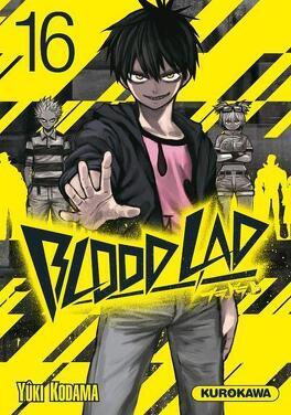 Couverture du livre : Blood Lad, Tome 16