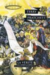 couverture Les Annales du Disque-Monde, tome 26 : La Vérité