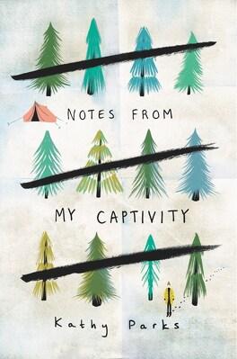 Couverture du livre : Notes from My Captivity