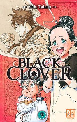 Couverture du livre : Black Clover, Tome 9