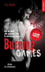 Couverture de Burning Games, Bonus : La Grande Promesse