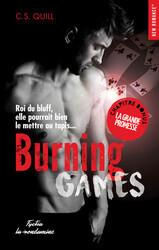 Couverture du livre : Burning Games, Bonus : La Grande Promesse