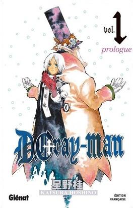 Couverture du livre : D.Gray-Man, Tome 1 : Prologue