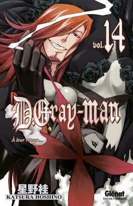 Couverture du livre : D.Gray-Man, Tome 14 : À leur retour...