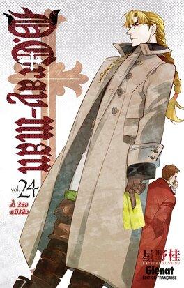Couverture du livre : D.Gray Man, Tome 24 : À tes côtés