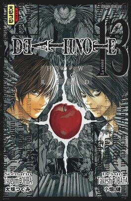 Couverture du livre : Death Note, Tome 13