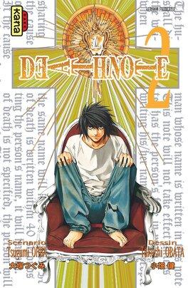 Couverture du livre : Death Note, Tome 2