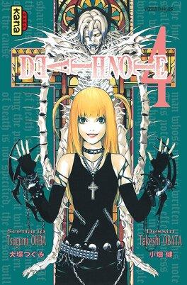 Couverture du livre : Death Note, Tome 4