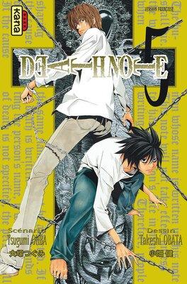 Couverture du livre : Death Note, Tome 5