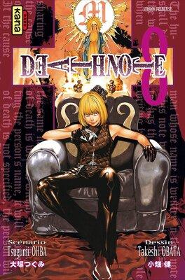 Couverture du livre : Death Note, Tome 8