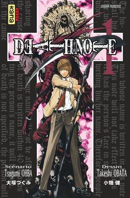 Couverture du livre : Death Note, Tome 1