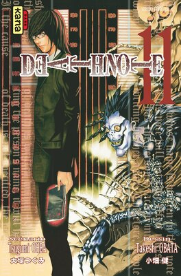 Couverture du livre : Death Note, Tome 11