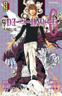 Couverture du livre : Death Note, Tome 6