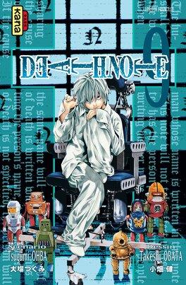Couverture du livre : Death Note, Tome 9