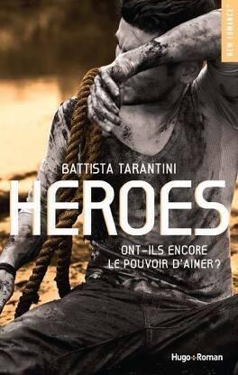Couverture du livre : Heroes