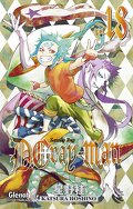 D.Gray-Man, Tome 18 : Lonely Boy