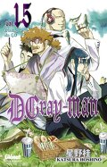 D.Gray-Man, Tome 15 : L'Attaque du QG