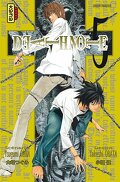Death Note, Tome 5