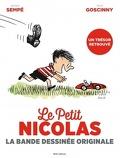 Le Petit Nicolas, La bande dessinée originale