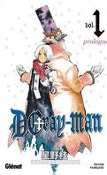 D.Gray-Man, Tome 1 : Prologue