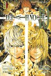 couverture Death Note, Tome 10