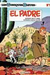 couverture Les Tuniques bleues, Tome 17 : El Padre