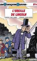 Les Tuniques bleues, Tome 44 : L'Oreille de Lincoln