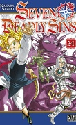 Seven Deadly Sins, Tome 24