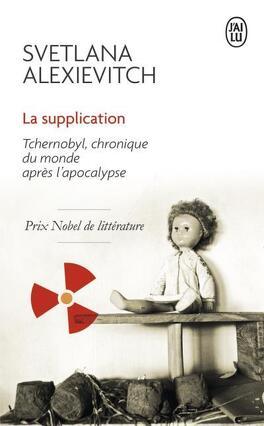 Couverture du livre : La Supplication