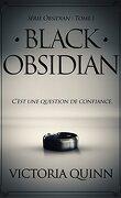 Obsidian, Tome 1 : Black Obsidian