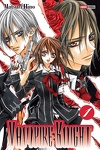 couverture Vampire Knight, Tome 1