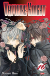 couverture Vampire Knight, Tome 16