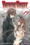 couverture Vampire Knight, Tome 19