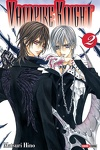 couverture Vampire Knight, Tome 2