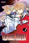 couverture Vampire Knight, Tome 3