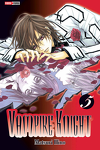 couverture Vampire Knight, Tome 5