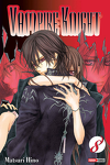 couverture Vampire Knight, Tome 8