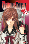 couverture Vampire Knight, Tome 15