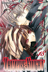 couverture Vampire Knight, Tome 18