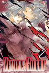 couverture Vampire Knight, Tome 7