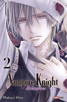 Couverture du livre : Vampire Knight - Mémoires, Tome 2