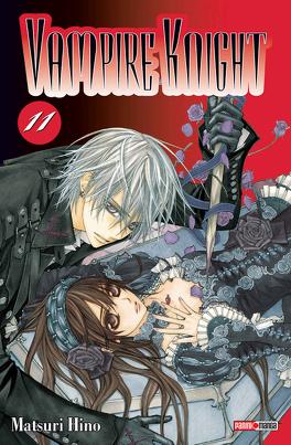 Couverture du livre : Vampire Knight, Tome 11