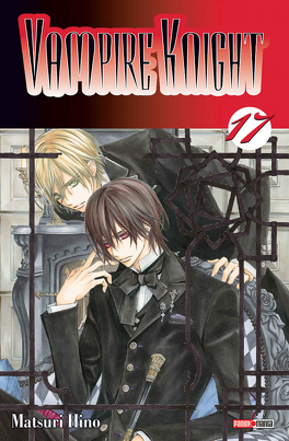 Couverture du livre : Vampire Knight, Tome 17