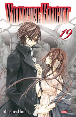 Couverture du livre : Vampire Knight, Tome 19