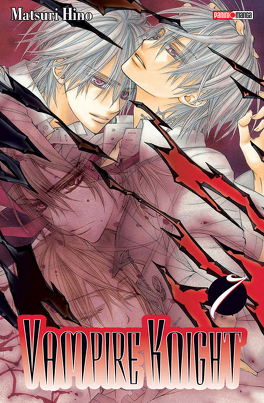 Couverture du livre : Vampire Knight, Tome 7