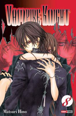 Couverture du livre : Vampire Knight, Tome 8
